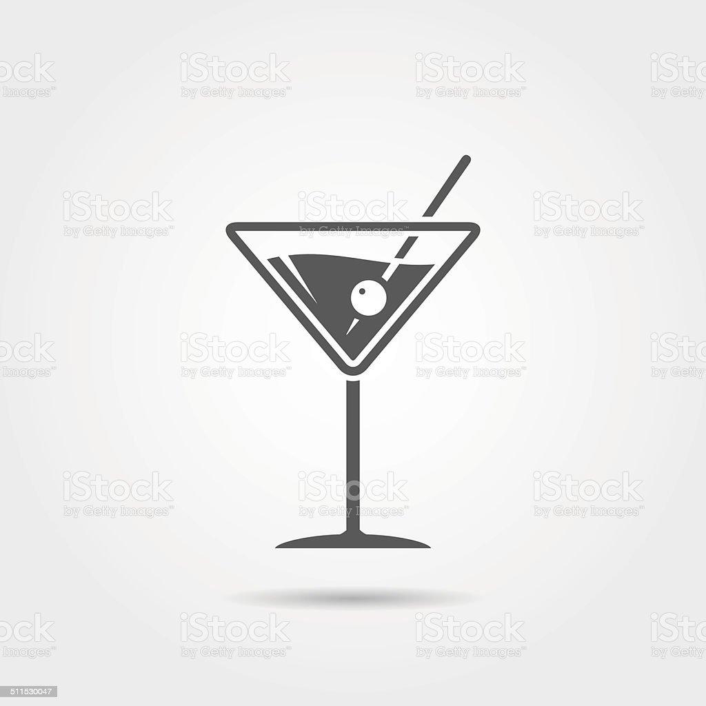 Martini-Symbol – Vektorgrafik