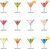 Martini Icons