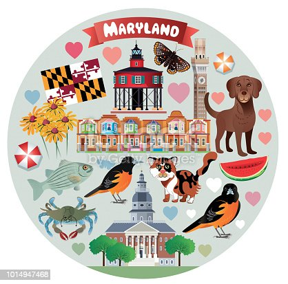 istock Maryland Travel 1014947468