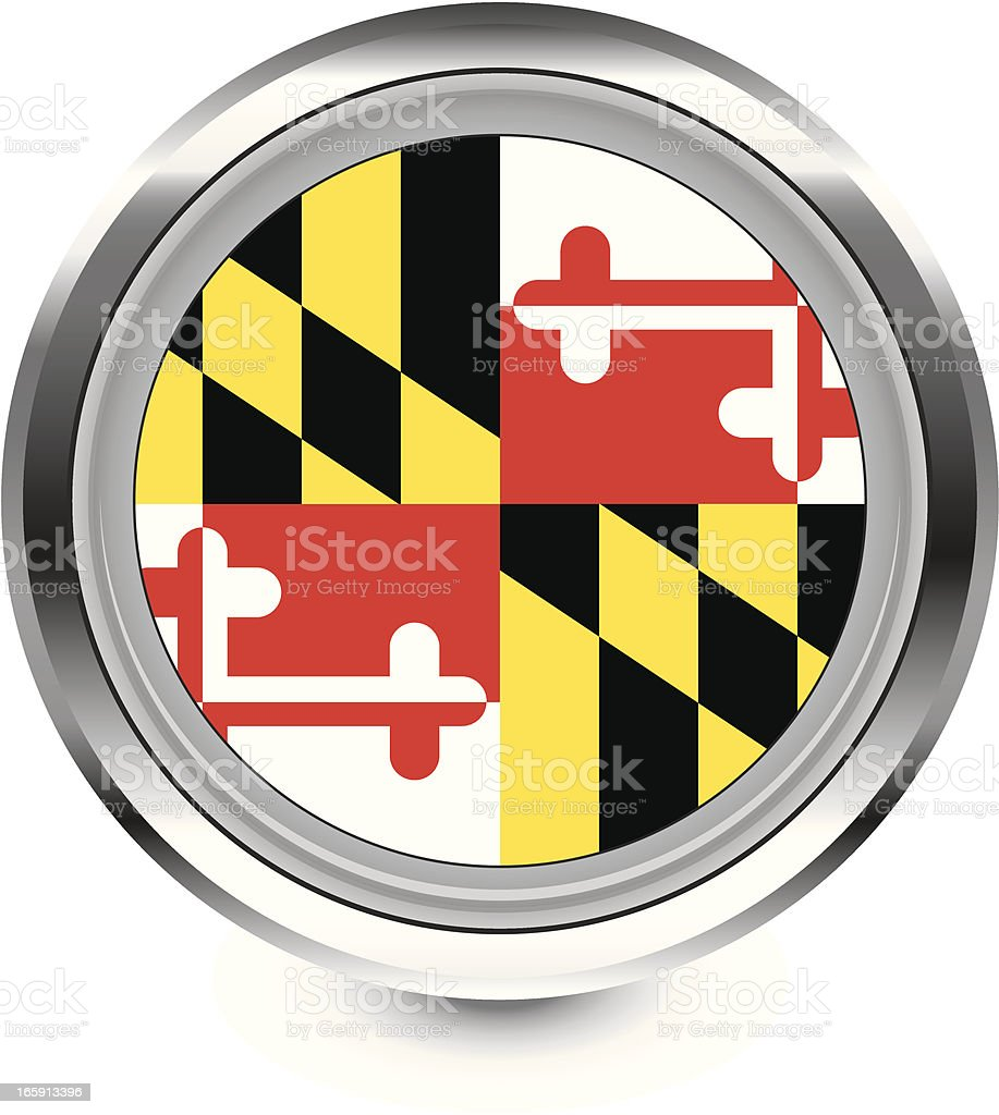 Maryland royalty-free maryland stock vector art & more images of badge