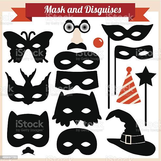 Mask and disguises vector id466697285?b=1&k=6&m=466697285&s=612x612&h=c7mmkzmtegd7ltoemtcu4qb29p1zvlsried9estahlg=