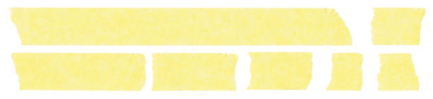 Masking Tape High Detail Set 01 This image is a illustration and can be scaled to any size without loss of resolution. masking tape stock illustrations