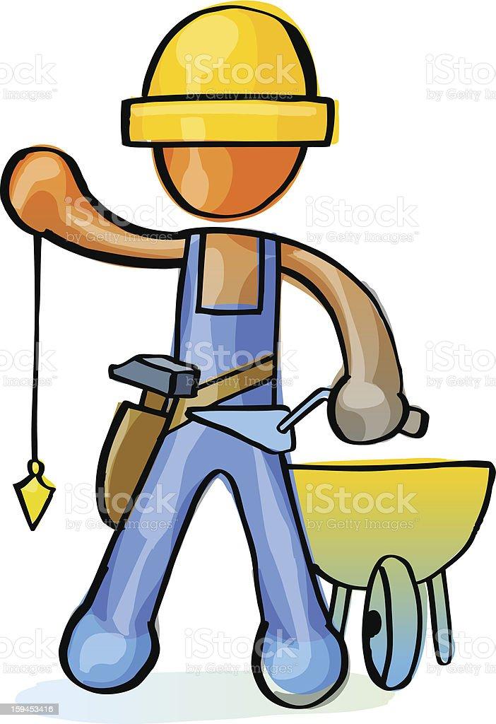 Mason at work royalty-free mason at work stock vector art & more images of activity