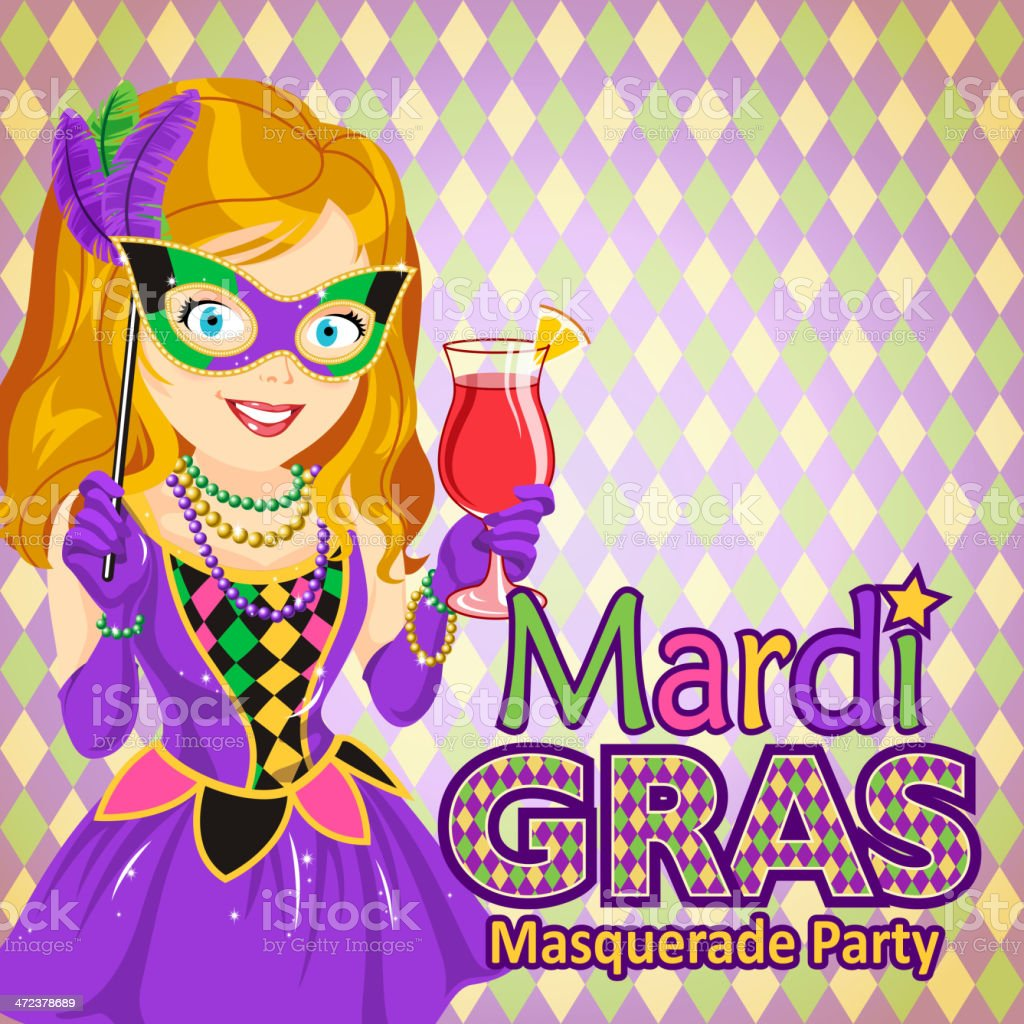 Masquerade Party royalty-free masquerade party stock vector art & more images of adult