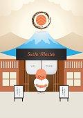 master japanese sushi welcome