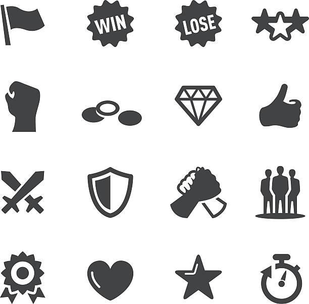 match spiel symbole-acme series - abwehr stock-grafiken, -clipart, -cartoons und -symbole