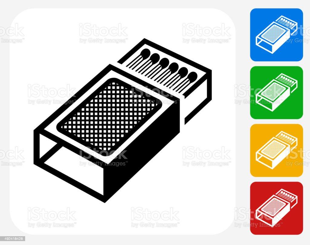 matches icon flat graphic design stock vector art 492418428 istock