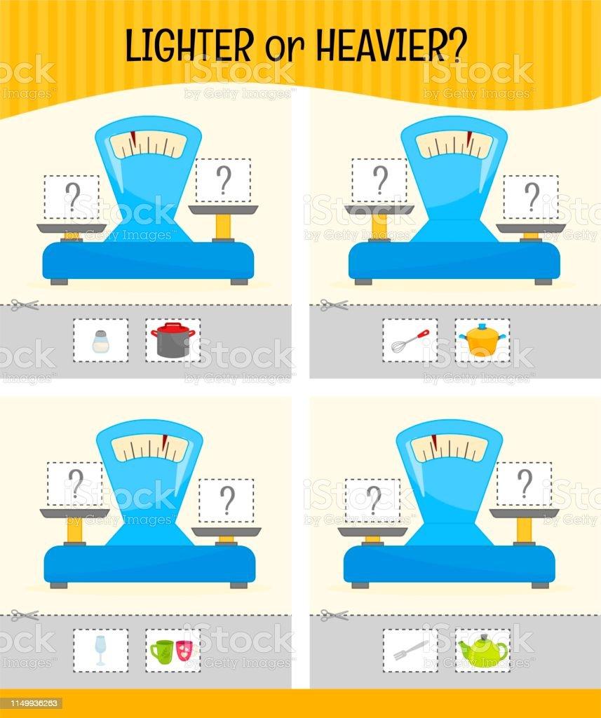 Ilustración De Juegos Educativos Para Niños A Juego Y Más