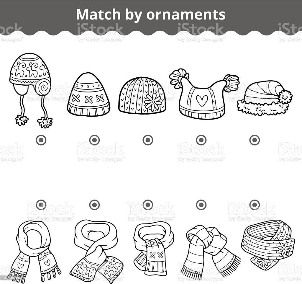 Comparación De Juegos Para Niños El Mitón Y Sombreros - Arte ...