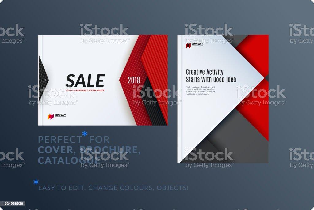 Conception Materielle Du Resume Rapport Annuel Brochure Jeu Flyer