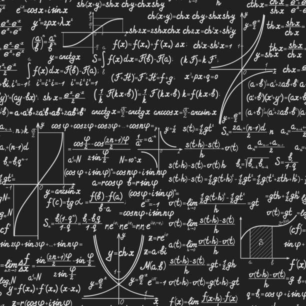 計算と数学ベクトルシームレスなパターン - 物理学点のイラスト素材/クリップアート素材/マンガ素材/アイコン素材