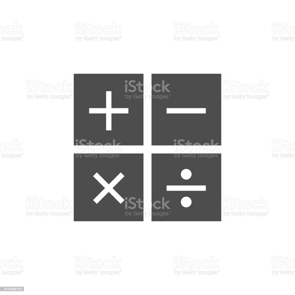 Mathematical Signs Icon Elements Of Web Icon Premium Quality Graphic