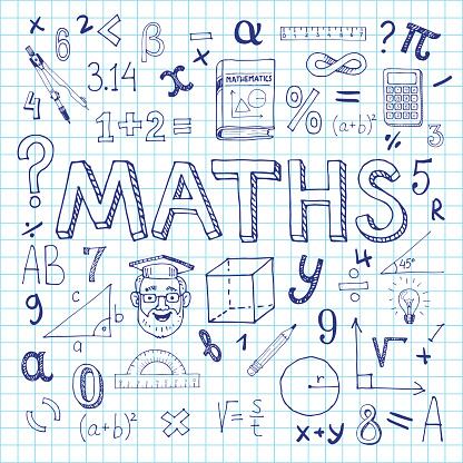 Mathematics background.