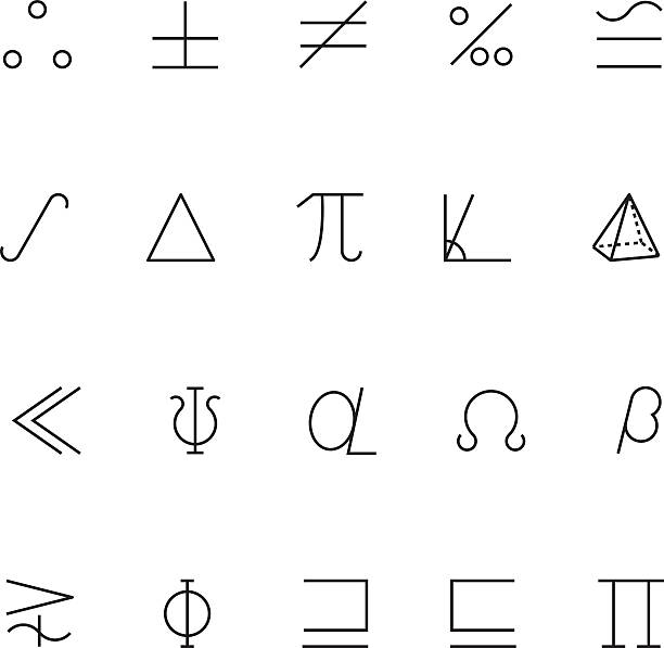 Royalty Free Not Equal Symbol Clip Art Vector Images