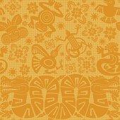 Mayan Seamless Pattern