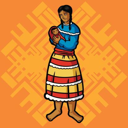 Mazahua (Mexican garment series)