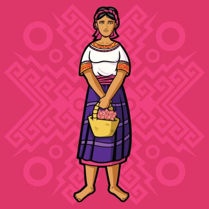 Mazateca (Mexican garment series)