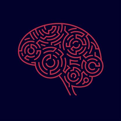 maze brain
