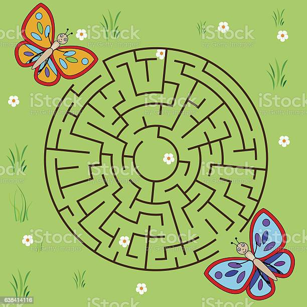 Maze game animals theme kids activity sheet vector id638414116?b=1&k=6&m=638414116&s=612x612&h=cpj4di 8oiiub4i5asmz v sbptmkp4q46etwtlwbvg=