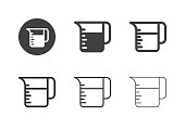istock Measuring Jug Icons - Multi Series 1196132623