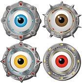 Mechanical Eyeballs