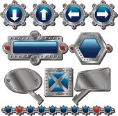 Mechanical Icons