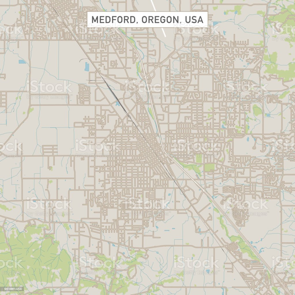 Medford Oregon Us City Street Map Stock Illustration ... on ole miss city map, oregon state zip code, oregon state road atlas, corvallis oregon map, oregon state tourism, detailed oregon cities map, oregon state travel guide, army city map, coquille oregon map, stanford city map, princeton city map, oregon state parking, oregon state weather, eugene oregon map, oregon state hotels, oregon state information, oregon state economy, portland city map, oregon state airports, oregon highway map,