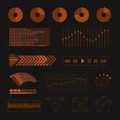 Media design elements