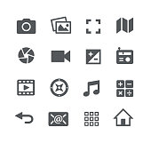 Vector icons for your digital or print projects.