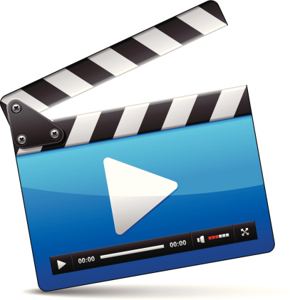 Media Player Icon Stock Illustration - Download Image Now
