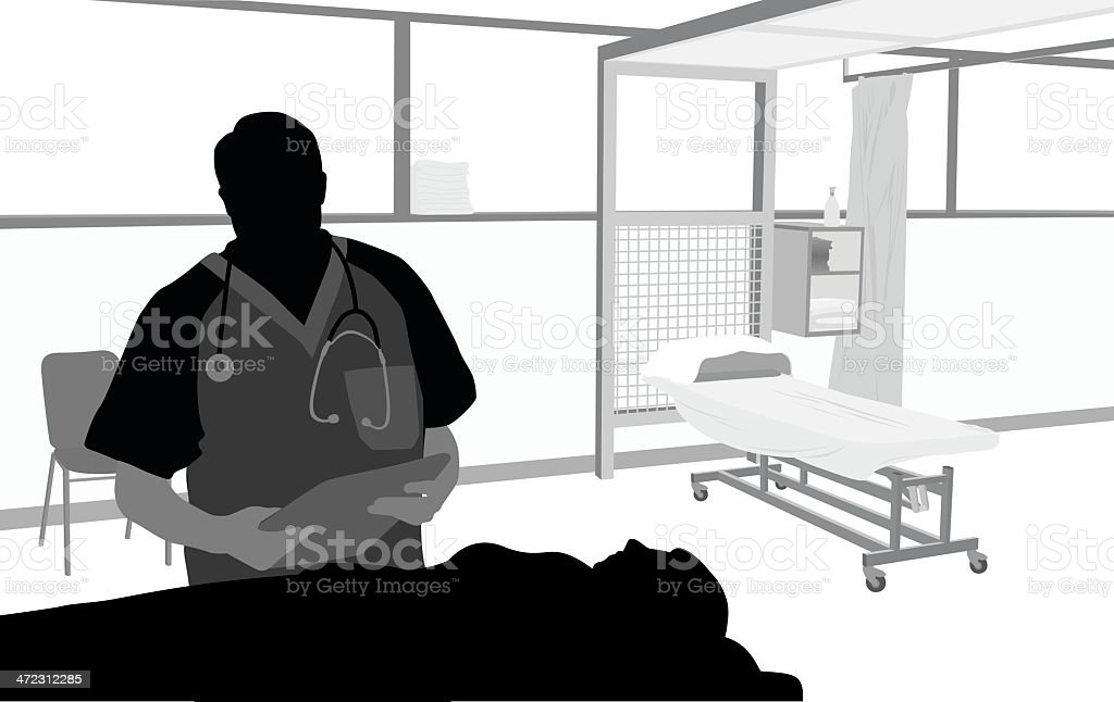 Medical Advice royalty-free medical advice stock vector art & more images of black color