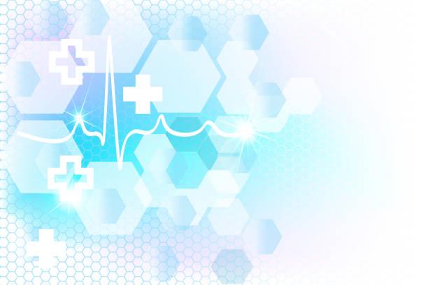 bildbanksillustrationer, clip art samt tecknat material och ikoner med medicinsk bakgrund. kardiologi bakgrund. - kardiolog