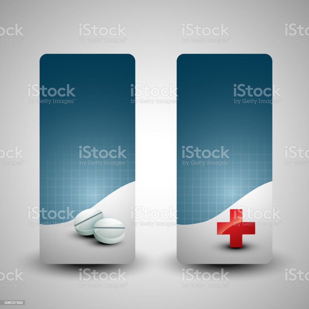 medical background royalty-free stock vector art