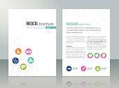 istock Medical Brochure Template 476383874