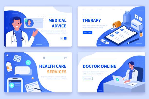 medizinisches Konzept – Vektorgrafik