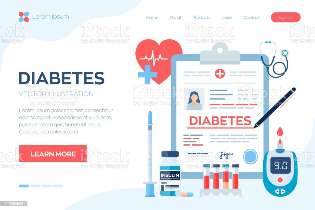 anuncio de televisión sobre medicina para la diabetes