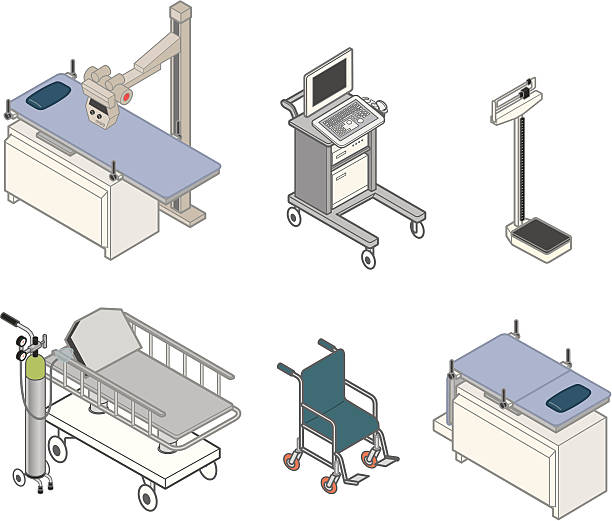医療機器 - 医療機器点のイラスト素材/クリップアート素材/マンガ素材/アイコン素材
