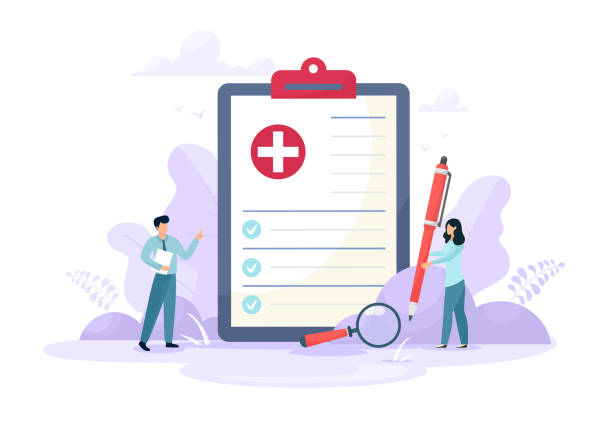 174 Medical Consent Form Illustrations & Clip Art - iStock