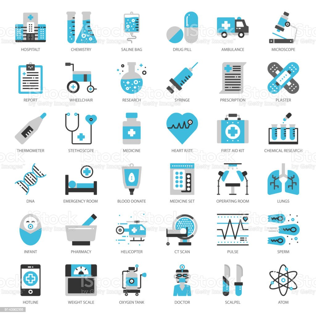 medical icon royalty-free medical icon stock illustration - download image now