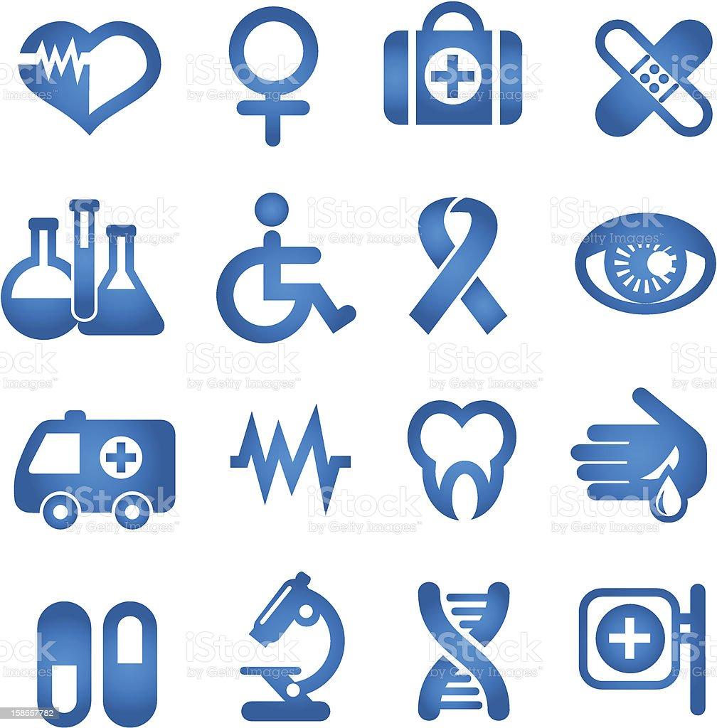 의료 아이콘 세트 royalty-free 의료 아이콘 세트 단순함에 대한 스톡 벡터 아트 및 기타 이미지