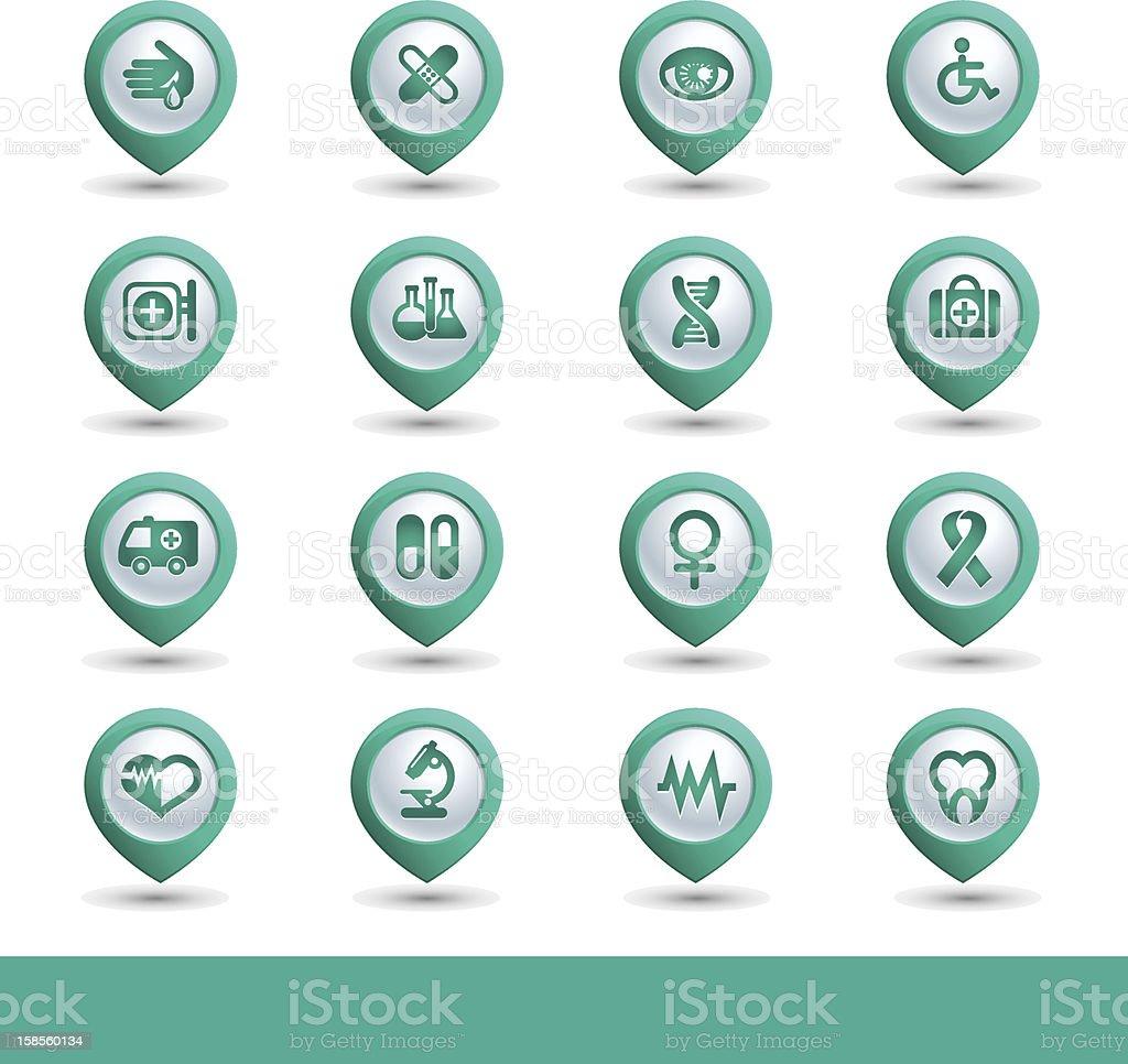 의료 아이콘 세트 royalty-free 의료 아이콘 세트 모양에 대한 스톡 벡터 아트 및 기타 이미지