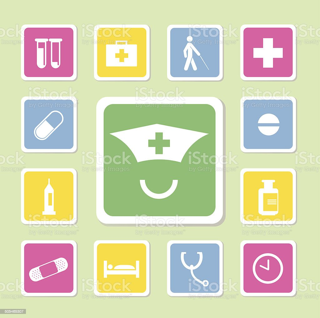 Medical icons set royalty-free medical icons set stock vector art & more images of animal blood