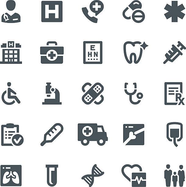 医療アイコン - 救急救命士点のイラスト素材/クリップアート素材/マンガ素材/アイコン素材