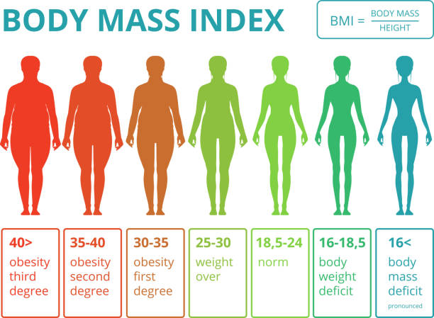 385 Body Mass Index Illustrations Royalty Free Vector Graphics Clip Art Istock
