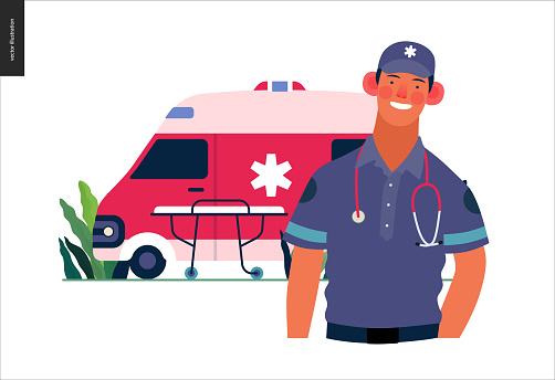 Medical insurance template - ambulance transport and emergency evacuation