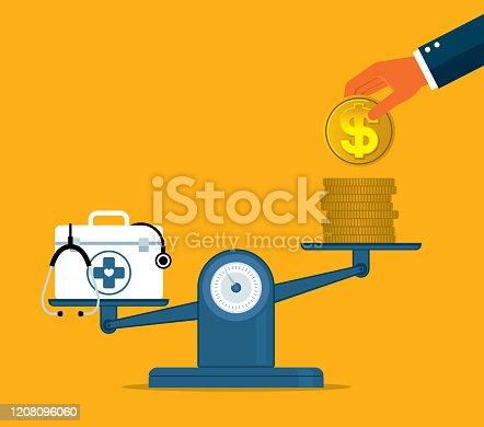 istock Medical insurance 1208096060