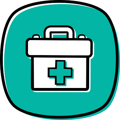 Medical Kit Doodle 2