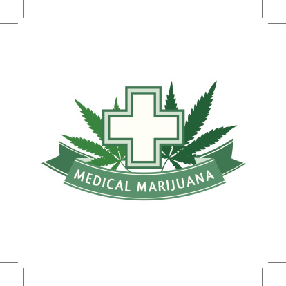 Medical Marijuana or Cannabis Banner