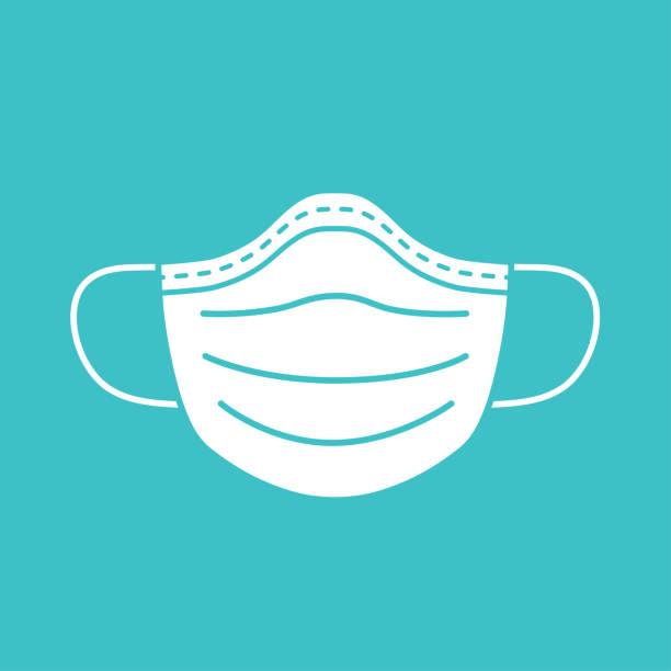 医療マスク ベクター アイコン。 - マスク点のイラスト素材/クリップアート素材/マンガ素材/アイコン素材