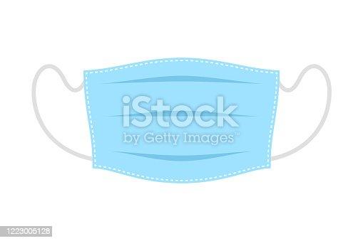 istock Medical Mask 1223005128